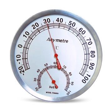 不锈钢温度湿度计