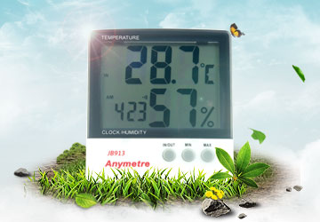 JB913高精度温湿度计